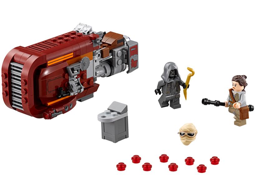 Rey's Speeder(TM) (75099)