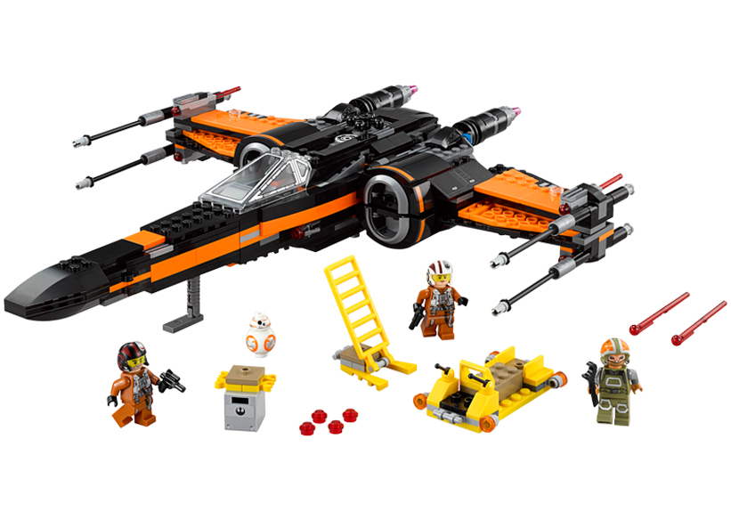 Poe's X-Wing Fighter(TM) (75102)
