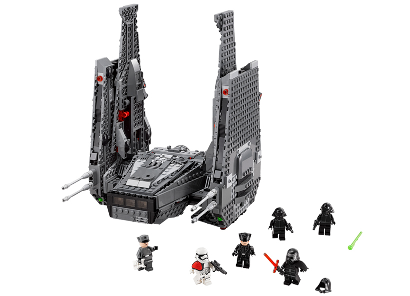 Kylo Ren's Command Shuttle(TM) (75104)