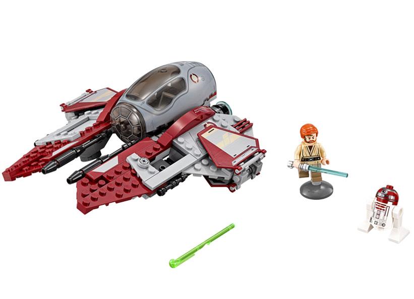 Obi-Wan's Jedi Interceptor(TM) (75135)