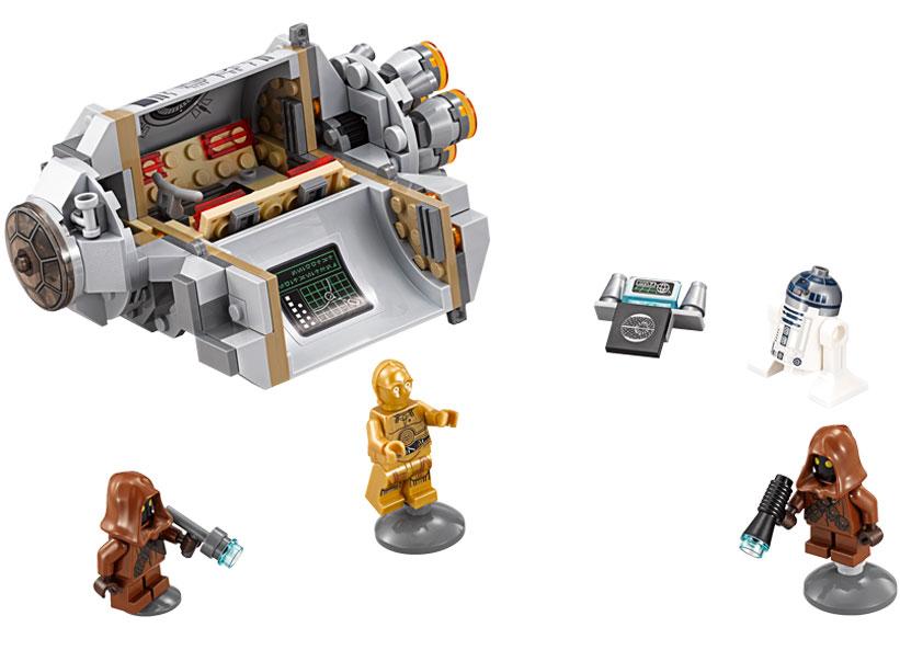 Capsula de salvare Droid(TM) (75136)