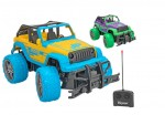 Masinuta Jeep Off Road cu telecomanda Globo Spidko scara 1:18 multicolor