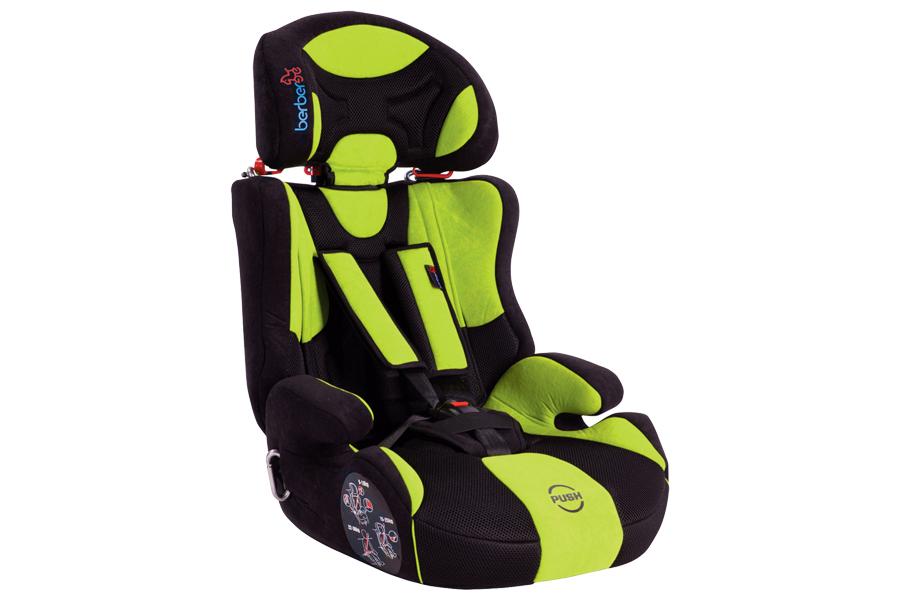 Scaun Auto Copii BERBER INFINITY Verde 095