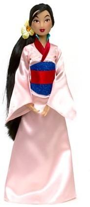 Papusa Disney Mulan