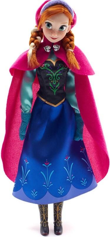 Papusa Printesa Anna din Frozen