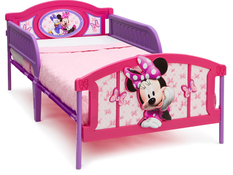 Pat cu cadru metalic Twin Disney Minnie Mouse