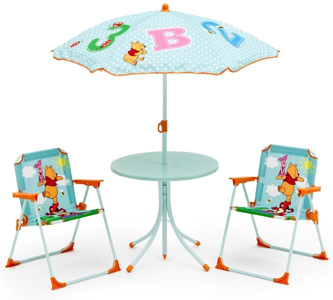 Set camping 4 piese Disney Winnie the Pooh