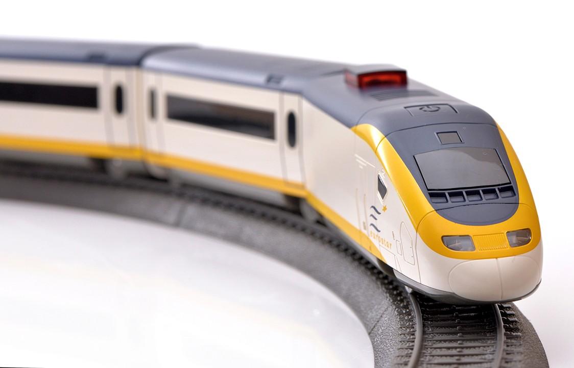 Tren de calatori cu telecomanda Eurostar