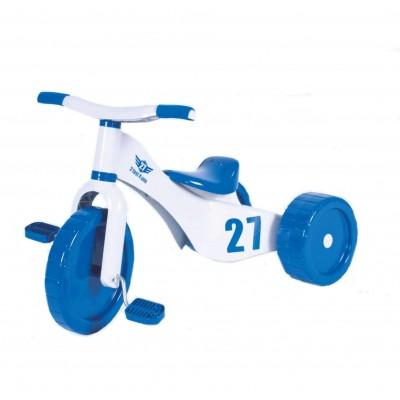 Tricicleta copii Palau 3 in 1 plastic Custom Trike Albastru