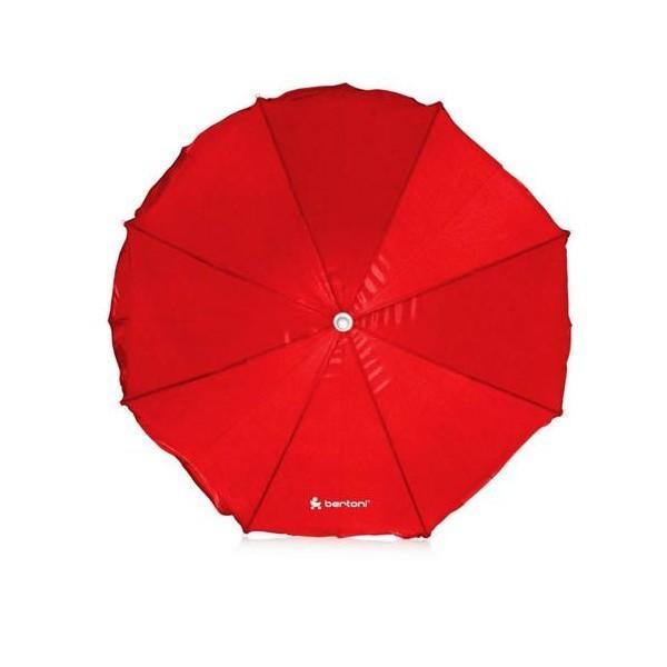 Umbrela pentru carucior, rosie