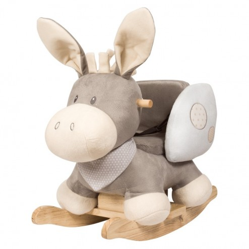 Balansoar cu protectii laterale Donkey