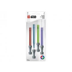 Set pixuri colorate cu gel - LEGO Star Wars Lightsaber