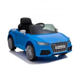 Masina electrica Audi TTS Roadster_albastru