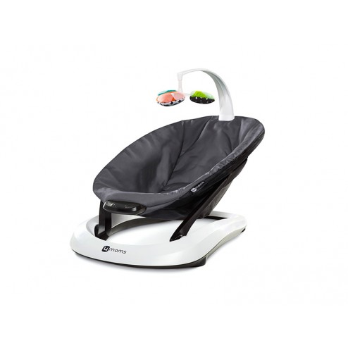 Balansoar Electric 4moms BounceRoo Classic Dark Grey