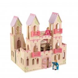 Casuta papusi Princess Castle - KidKraft