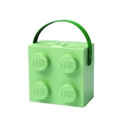 LEGO Cutie pentru sandwich 2x2 verde