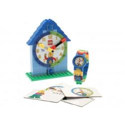 Set ceas de mana LEGO si ceas educativ (9005008)