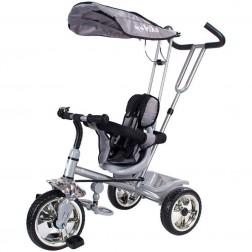 Tricicleta Super Trike Gri - Sun Baby