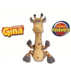 Prieten vorbaret - Gina