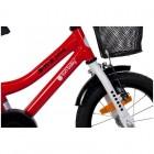 Bicicleta copii BMX Junior 16, Rosu - Sun Baby