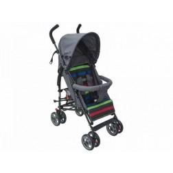 Carucior Sport Flexy pentru copii Just Baby Gri