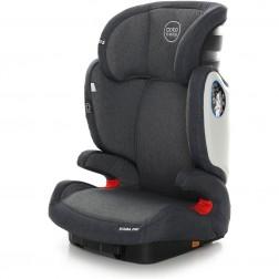 Scaun auto cu ISOFIX Rumba Pro,15-36 kg, Melange gri inchis - Coto Baby