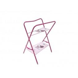 Suport cadita metalic MyKids Hello Kitty 100 cm Roz