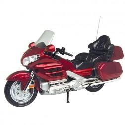 MACHETA  MOTOR HONDA GOLD WING SCARA 1:6, MOTORMAX