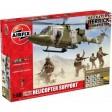Kit constructie Set  Afganistan Elicopter Lynx