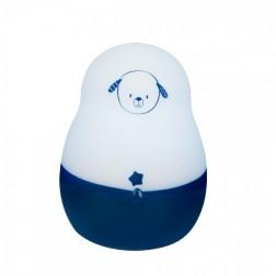 Lampa de veghe Pabobo Super Nomade Catel cu LED autonomie 200 ore