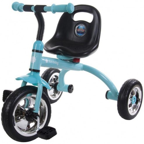 Tricicleta Basic - Sun Baby - Turcoaz