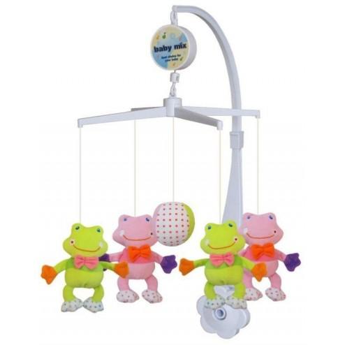 Carusel muzical Frogs