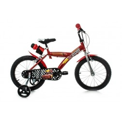 Bicicleta 143 CARS Dino Bikes - 143CS