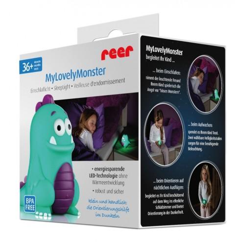 Lampa de veghe MyLovelyMonster maxi Reer 52042