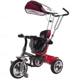 Tricicleta Super Trike Rosu - Sun Baby