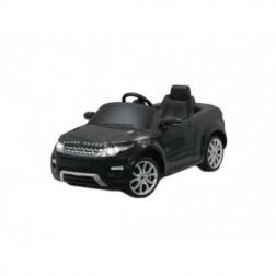 Masinuta electrica copii Land Rover Evoque Negru Jamara 9V cu telecomanda control parinti 2.4 Ghz
