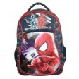 Ghiozdan clasa 0 Pigna Spiderman Bleumarin si minge cadou