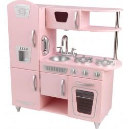 Bucatarie pentru copii Pink Vintage