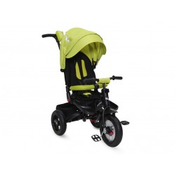 Tricicleta Copii Moni Jockey Verde