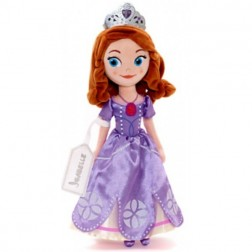 Papusa de plus Sofia The First 36 cm