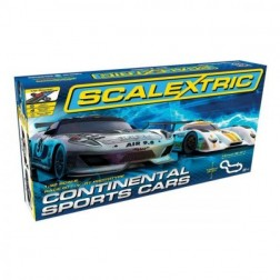 Pista masinute Continental Sports Cars Scalextric 1319 5m traseu masinute scara 1 32