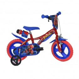 Dino Bikes - Bicicleta Spiderman 12 inch