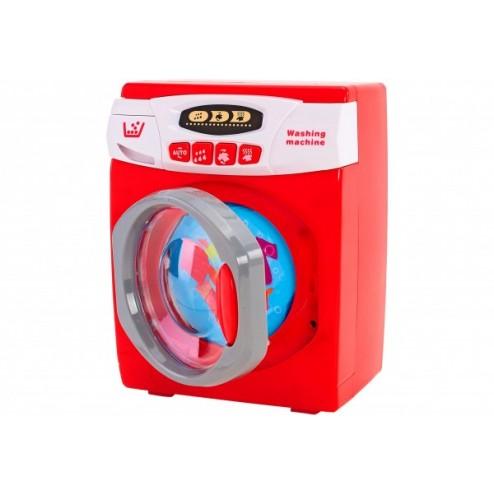 Masina de spalat cu lumini si sunete pentru copii - Globo