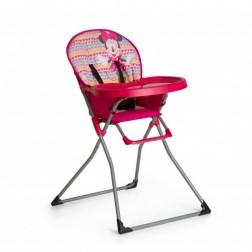 Scaun Masa Mac Baby Minnie Geo Pink