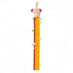 Centimetru cu soricel si pisica - Brevi Soft Toys