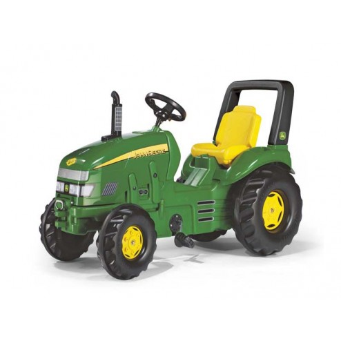 Tractor Cu Pedale Copii ROLLY TOYS 035632 Verde
