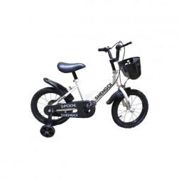 Bicicleta 14 inch alba