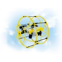 Drona Mondo Ultra Drone X6 Ball 2.4 Ghz in forma de minge pentru interior si exterior