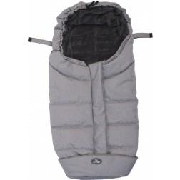 Sac de dormit pentru carucior BO Jungle Gri  cu interior fleece