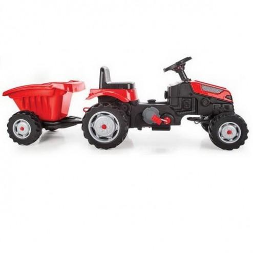 Tractor cu remorca - Biemme